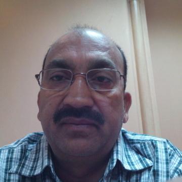 Gaurishankar Pandey, 52, Muscat, Oman