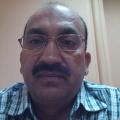 Gaurishankar Pandey, 53, Muscat, Oman
