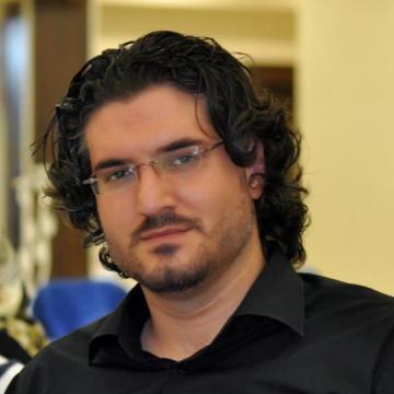 Kenan Alper, 36, Gaziantep, Turkey