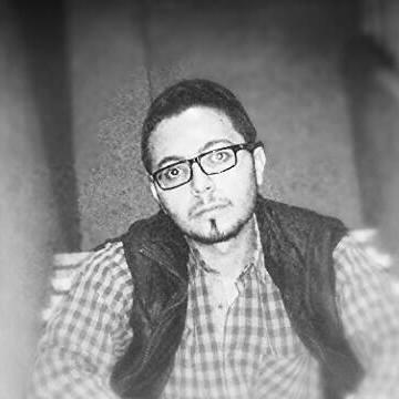 Ahmed Eldrestawy, 27, Cairo, Egypt