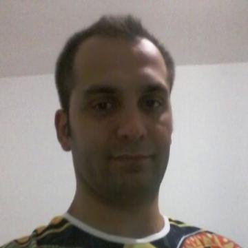 Domenico Prete, 35, Verona, Italy