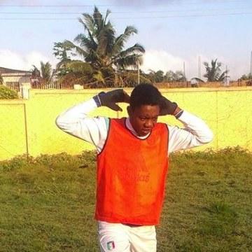 Stanley, 22, Accra, Ghana