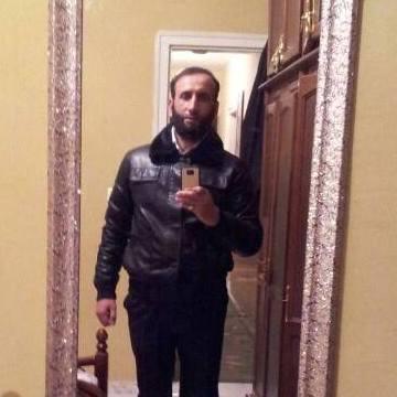 Mohamed Mahmod, 38, Tiaret, Algeria