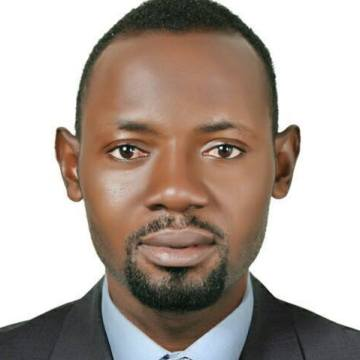 Jamiu Olayimika, 32, Abu Dhabi, United Arab Emirates