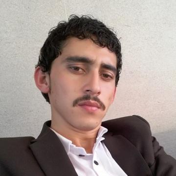Zabiullah Adil, 27, Dubai, United Arab Emirates