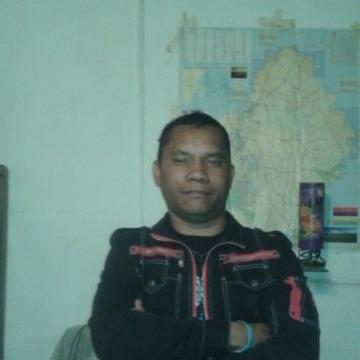 Ernest Maxi, 35, Port Louis, Mauritius