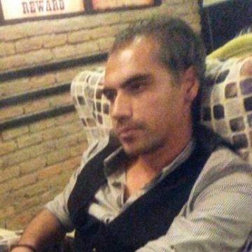 Emrah Yaşar, 27, Adana, Turkey
