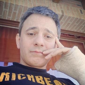 Fabio Dematteis, 43, Milano, Italy