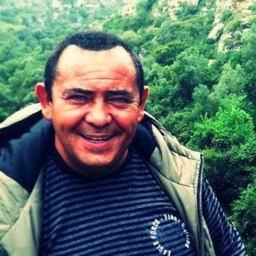 Vincenzo Pinto, 44, Taranto, Italy