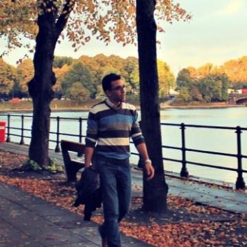 Ahmad Lutfi, 26, Shamiya, Kuwait
