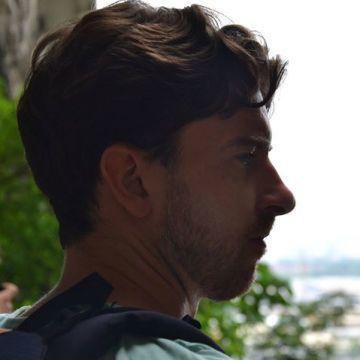 Riccardo Pedrinelli, 36, Milano, Italy
