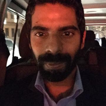 Mohamed Quraishy, 37, Chennai, India