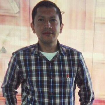 alexander santacruz, 37, Pasto, Colombia