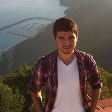 Tuncay, 25, Antalya, Turkey