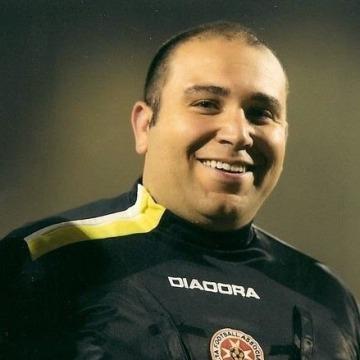 Claudio Mangion, 38, Valletta, Malta