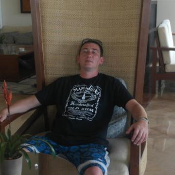 Sergio Tesnov, 42, Ripon, United Kingdom