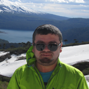 Luis Alberto Tapia, 31, Valparaiso, Chile