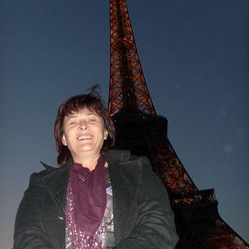 Marina Freuer, 53, Karlsruhe, Germany