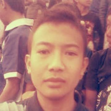 Dylan Ray, 21, Bandung, Indonesia