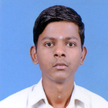 ANANDA ARASAN C, 27, Chennai, India