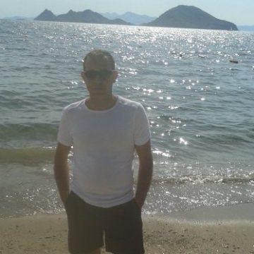 Fatih Güvercin, 32, Ankara, Turkey
