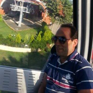 Arif Taşkin, 56, Istanbul, Turkey
