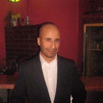 Jorge Munhoz, 39, Santiago, Chile