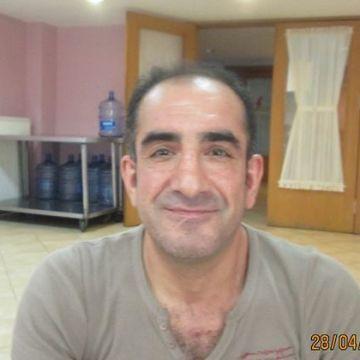 Caglar Gunturk, 52, Istanbul, Turkey