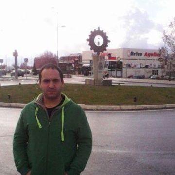 Jose Luis Lopez, 29, Palma Del Rio, Spain