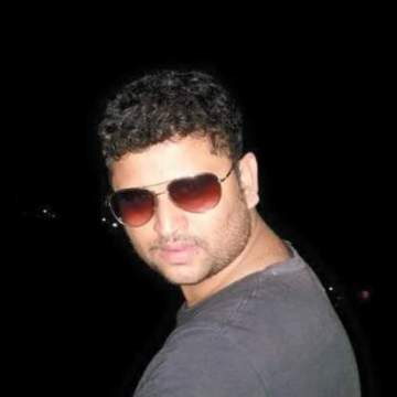 gopi, 37, Hyderabad, India