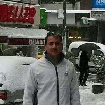 sarmed, 31, Istanbul, Turkey