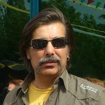 Ajlan, 46, Istanbul, Turkey