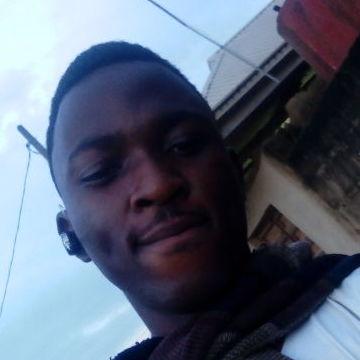 justin, 26, Lagos, Nigeria