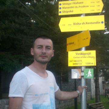 Denis Pasha, 26, Korce, Albania