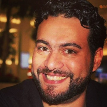 Ahmed Elbeblawy, 32, Dubai, United Arab Emirates