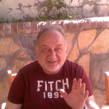 TC Mehmet Cakir, 63, Istanbul, Turkey