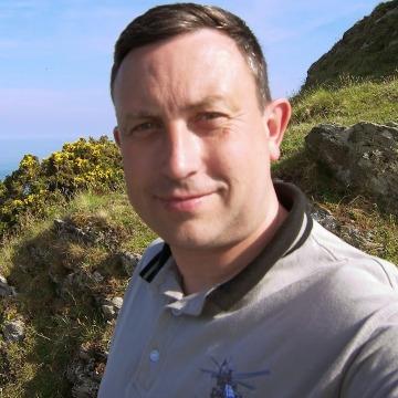 david brown, 43, David-Gorodok, Belarus