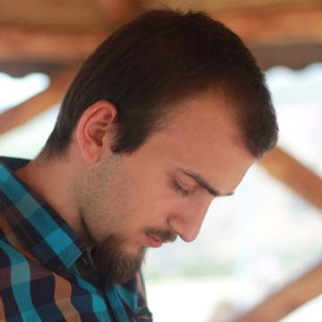 Murat Kaboğlu, 24, Istanbul, Turkey