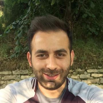 Batuhan Kocabaş, 29, Konya, Turkey