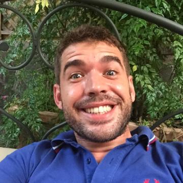 davide, 32, Rome, Italy