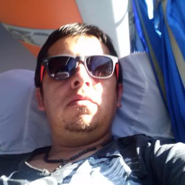 Pablo Vargas Alvarado, 36, Ancud, Chile
