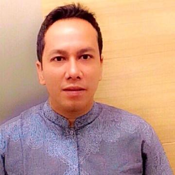 Adam, 38, Jakarta, Indonesia