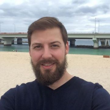 Michael Stewart, 34, Yokosuka, Japan