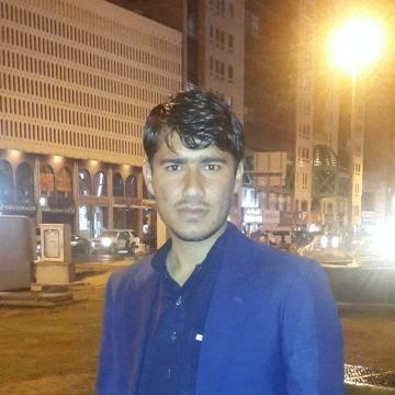 haider, 33, Dubai, United Arab Emirates