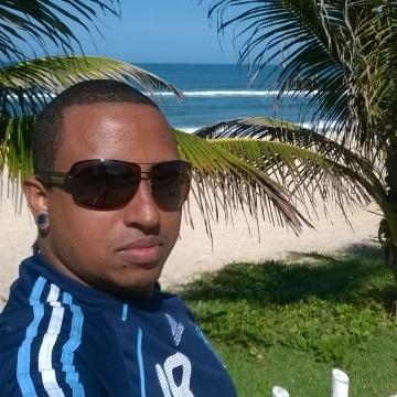 Klehber Xavier, 38, Rio de Janeiro, Brazil