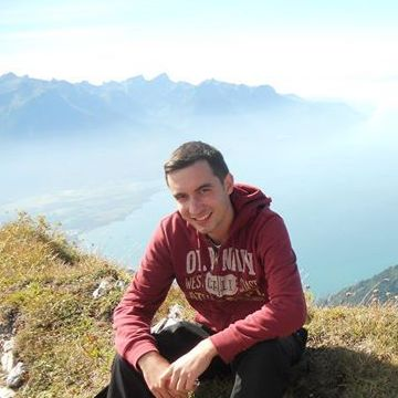 Alexandru Moraru, 27, Lausanne, Switzerland
