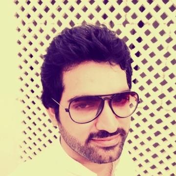 Pervaiz Baloch, 29, Islamabad, Pakistan