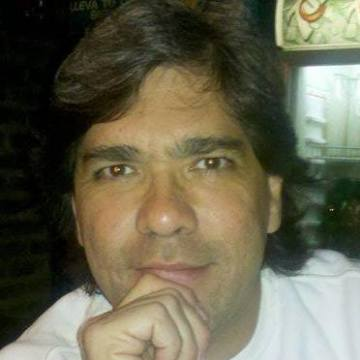 Gustavo Chino, 49, General Roca, Argentina