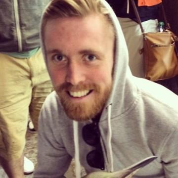 Jacob Lewis, 28, London, United Kingdom