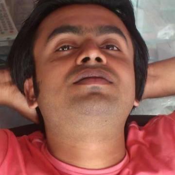 Milon Ahmed, 28, Jeddah, Saudi Arabia